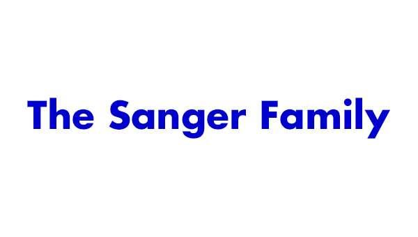 The Sanger Family